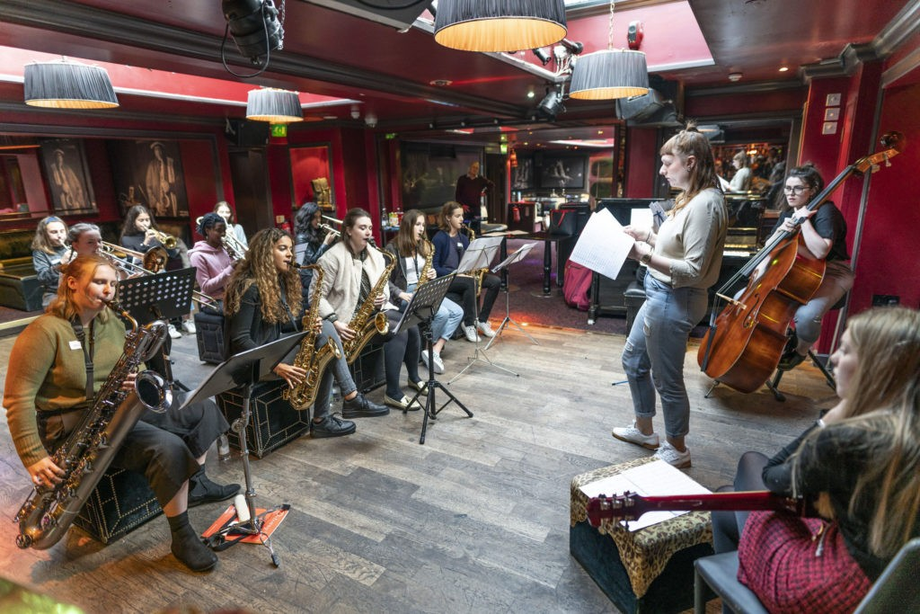 Big Band In A Day, Ronnie Scott's