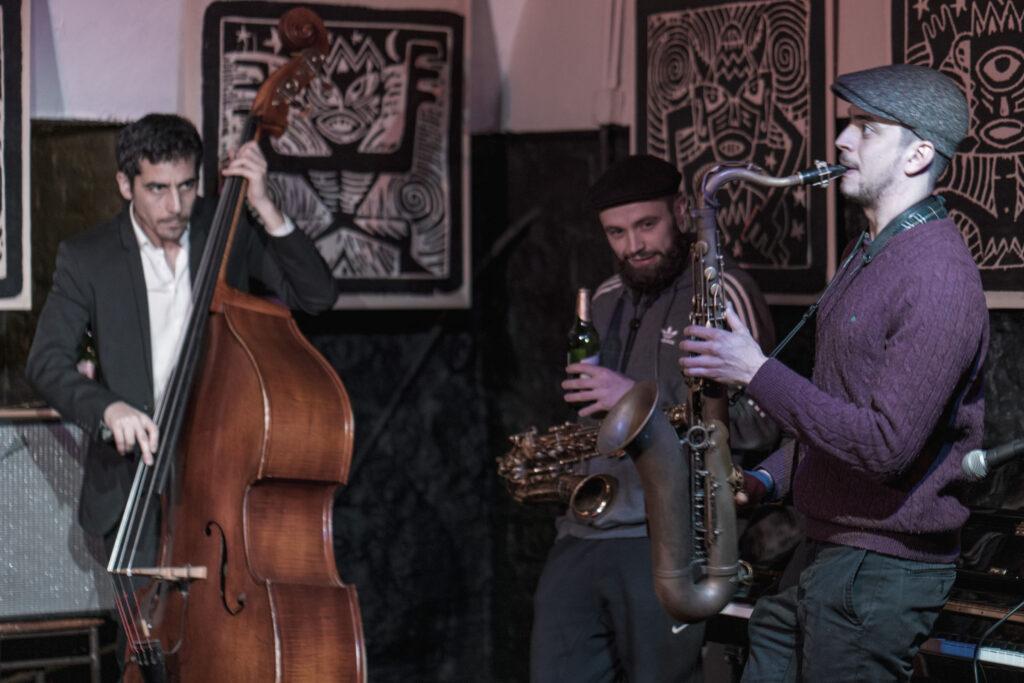 Jam at JazzLive
