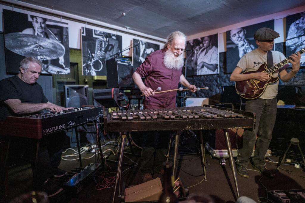 Gary Baldwin Quartet featuring Roger Beaujolais