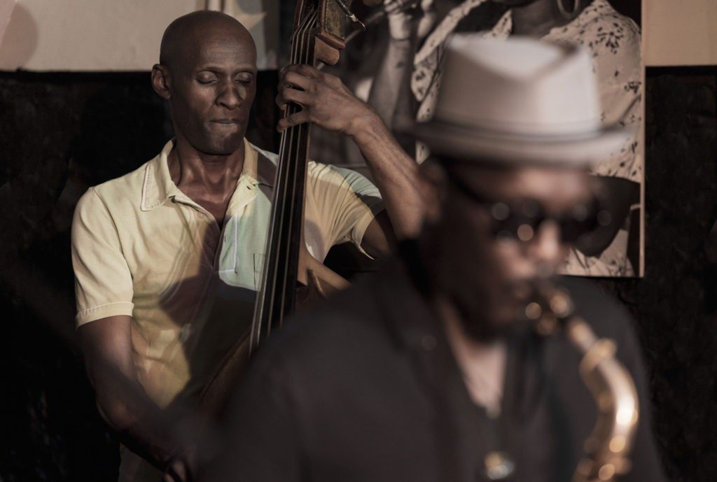 Larry Bartley Trio featuring Tony Kofi