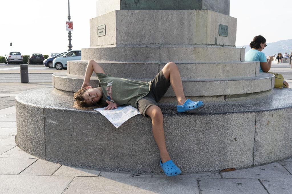 Emil in Trieste